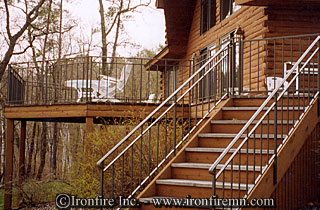 Wrought Iron Gates Railing Fence Brainerd Mn Minnesota